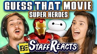 guess that movie challenge superheroes ft fbe staff
