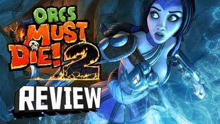 Orcs Must Die 2 Review (PC)