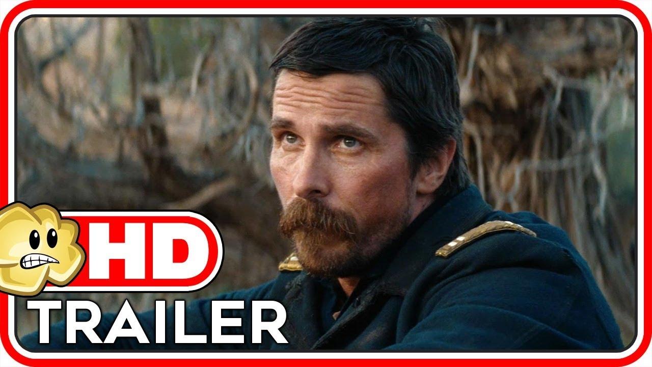 Download Hostiles Official Trailer HD (2017) | Christian Bale, Rosamund Pike | Adventure, Western Movie