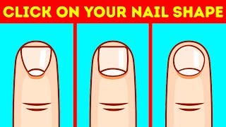 Your Nail Shape Reveals Everything About Your Personality