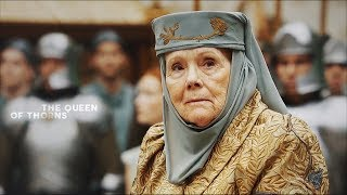 (GoT) Olenna Tyrell | The Queen of Thorns