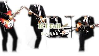 If I Fell 恋におちたら - The Beatles karaoke cover