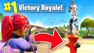 NEW SECRETS IN FORTNITE BATTLE ROYALE!