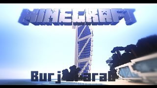 Minecraft Burj Al Arab - With Download Link