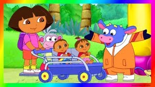 Dora and Friends the Explorer Episodes Dora's Family 💖 Gameplay as a Cartoon !