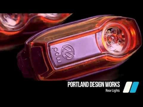 Product Video • Portland Design Works Rear Lights