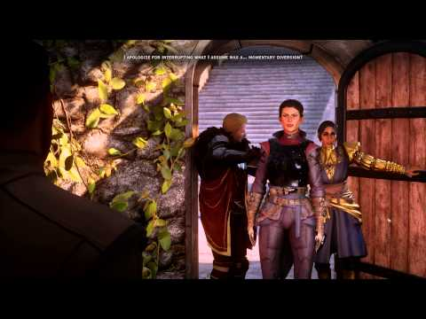 Dragon Age: Inquisition Iron Bull Romance - Possibly the greatest scene. from YouTube · Duration:  2 minutes 27 seconds