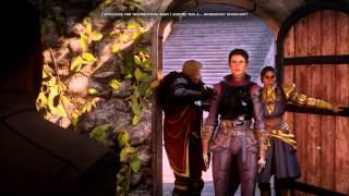 Dragon Age: Inquisition Iron Bull Romance - Possibly the greatest scene.