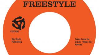04 Lack of Afro - Freedom (The Gene Dudley Group Remix Instrumental) [Freestyle Records]