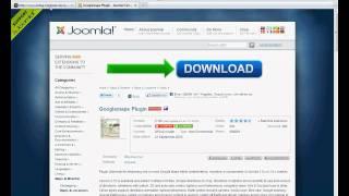 Joomla plugins installieren und deinstallieren (deutsch)