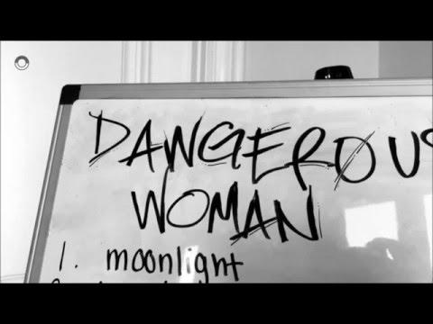 Dangerous Woman   Ariana Grande   Diamond White & KHS  lyrics