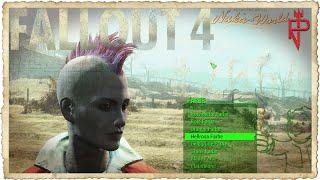 Let's Play Fallout 4 #2064 ☢ Nuka World ☢ Neue Frisuren und Haarfarben