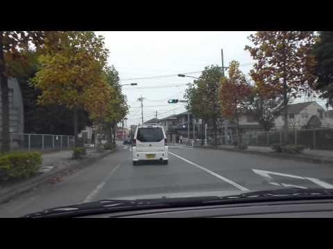 My neighbourhood: Nagareyama-shi, Chiba-Prefecture, Japan.