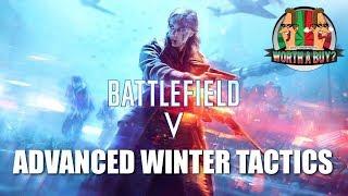 Battlefield V Advanced Winter Tactics