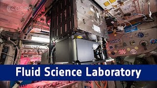 Horizons science – upgrading the Fluid Science Laboratory