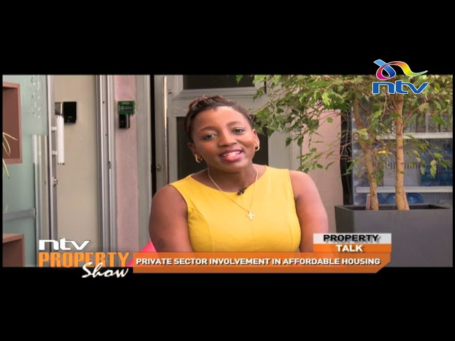 Private sector involvement in affordable housing || Property Show Eps  34