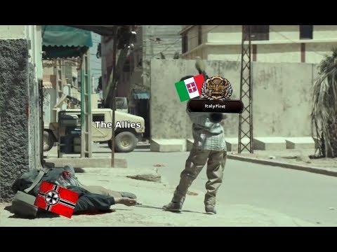 [HOI4] War Effort