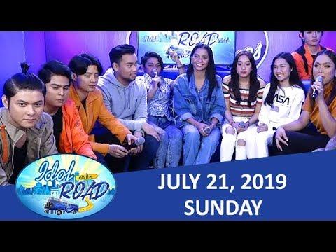Idol On The Road with KaladKaren and BoybandPH   July 21, 2019