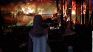 Video Jatim Park 3 Kebakaran