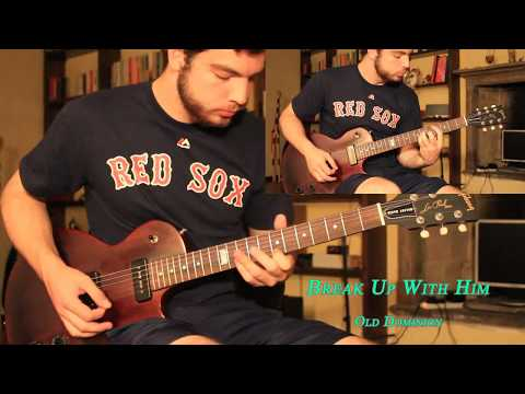 Break Up With Him - Old Dominion Guitar Cover