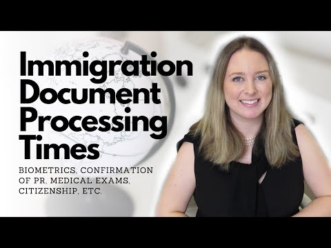 Immigration Document Timelines | How Long Does It Take To Get A Biometric Instruction Letter?
