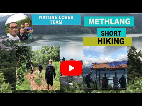 Methlang Hiking in Pokhara