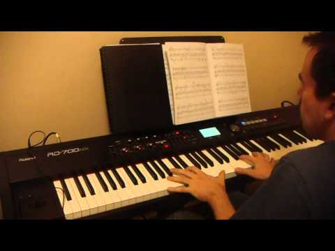 missy higgins - all for believing (piano instrumental cover)