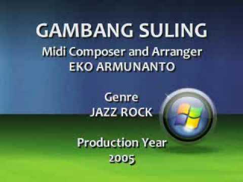 GAMBANG SULING