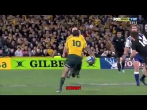 Quade Cooper - The Australian Genius - HD
