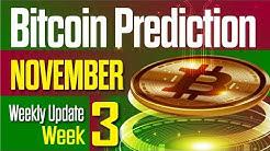 Bitcoin Price Reversal Approaching | Bitcoin TA | Week 3, November