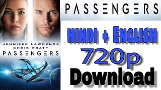 How to download passengers (2016) movie in hindi