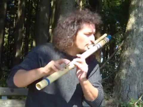 Moxeno Bambusflote In Arabischer Stimmung Youtube