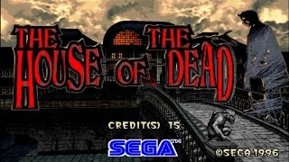 The House Of The Dead - Walkthrough (Arcade)
