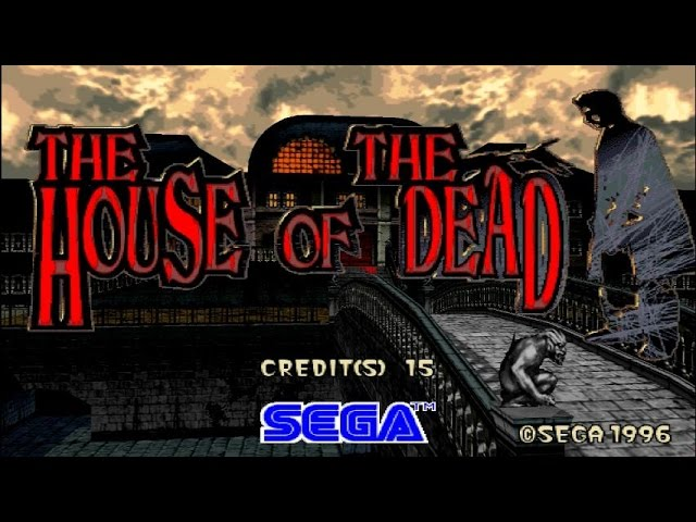 The House Of The Dead Walkthrough Arcade Youtube