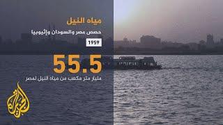 تعرف على حصص مصر والسودان وإثيوبيا من مياه نهر النيل