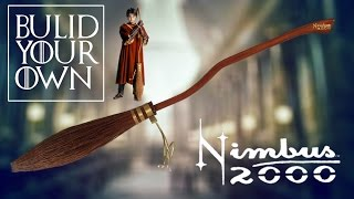 "Build your own Harry Potter ""Nimbus 2000"""