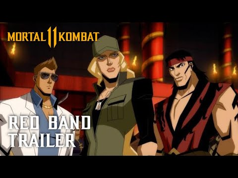 Mortal Kombat Legends: Scorpion's Revenge - Red Band Trailer