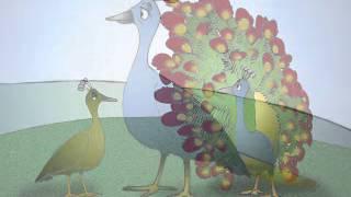 Sal Marchese - Il pavone ed il piccione (Favole per bambini)