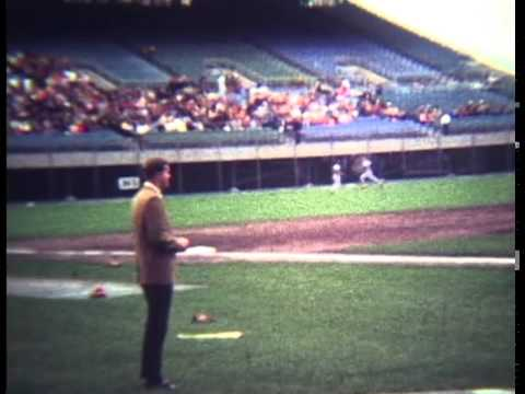Twins Vs Baltimore Orioles 8/17/1968