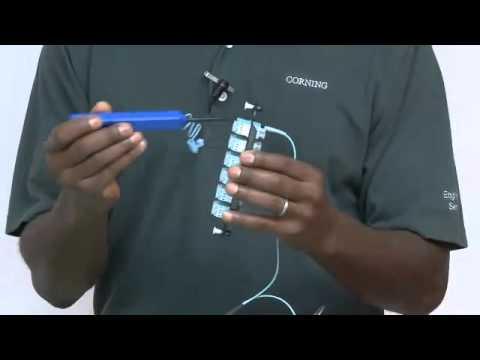 How to Clean Fiber Optic Connectors