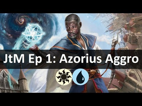 Repeat MONO WHITE AGGRO WITH BRAD NELSON'S MPL BUILD!!! War of the