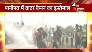 Farmer Protest: किसान और जवान आमने-सामने, किसानों का प्रदर्शन आज भी जारी