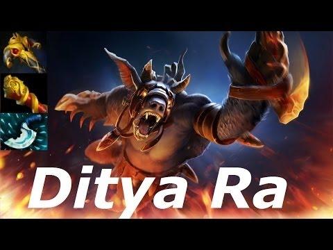 Dota 2 Na`Vi vs OG - Na`Vi Ditya Ra Play Ursa - NaVi is Back!!!