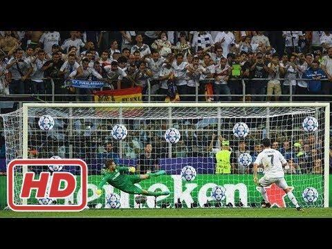 Cristiano Ronaldo - Most Penalty Goals (12) in Champions League[ Johanna Wagner ]