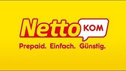 SIM-Karten-Freischaltung bei NettoKOM