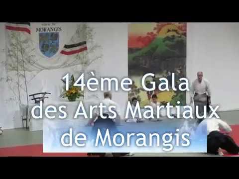 Gala des Arts Martiaux de Morangis 2017