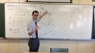 Geometry of the Second Derivative (4 of 4: Why does the Derivative Graphs correlate?)
