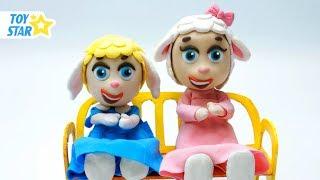 Princesa Dolly And Friends New Cartoon Dibujos Animados con Play Doh Stop Motion #100