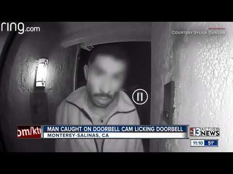 Josh Michael - Man Licks Doorbell For THREE HOURS!