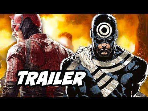 Daredevil Season 3 Official Teaser Trailer – Daredevil vs Bullseye and Kingpin